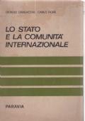 LO STATO E LA COMUNITA' INTERNAZIONALE