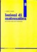 Lezioni di Matematica Vol. 2