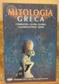 Mitologia Greca , cosmogonia , gli dei , gli eroi , la guerra di Troia , Ulisse