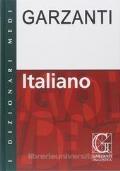 DIZIONARIO ITALIANO GARZANTI - I DIZIONARI MEDI