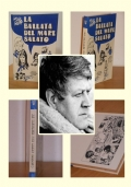 LA BALLATA DEL MARE SALATO, HUGO PRATT, Ed. 1973.