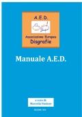 MANUALE DISGRAFIA - AED ASSOCIAZIONE EUROPEA DISGRAFIE