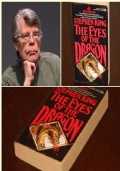 THE EYES OF THE DRAGON, STEPHEN KING, 1988.