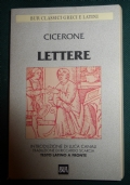 CICERONE Lettere