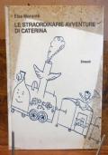 Le straordinarie avventure di Caterina disegni in nero e a colori dell' autrice
