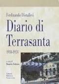 Diario di Terrasanta. 1918-1924