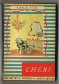 CHERI - BIBLIOTECA MODERNA MONDADORI n°56  -1a ed.1949