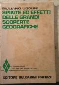 SPINTE ED EFFETTI DELLE GRANDI SCOPERTE GEOGRAFICHE