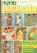 Tutto Uncinetto (7 – 1976) Estate – Mare – Bambini – Presine – Punto croce