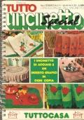 Tutto Uncinetto Special 1977 (4) Casa – Corredo – Tovaglie – Americano – Asciugamano – Tende - Pizzo