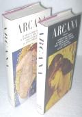 ARCANA - 2 volumi - 1°ed.1969-70 - Il Meraviglioso, l'Erotico, il surreale, il nero nelle letterature e nelle arti di tutti i paesi