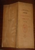 CONTADO DI SAVOIA e MARCHESATO in ITALIA-GERBAIX-SONNAZ-VOLUME III-PARTE I  1900