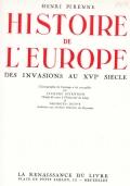 HISTORIA DE L'EUROPE  I TOMO II° TOMO