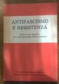 Antifascismo e resistenza : mostra di arte figurativa per il 20° anniversario della liberazione