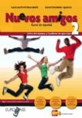 Nuevos Amigos 2 - Curso de Espanol +CD