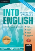 INTO ENGLISH  STUDENT'S BOOK & WORKBOOK 2 + CD - (3 Component Pack)