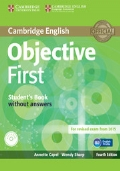 Objective First - Student's Book +CD