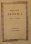 Storia della decadenza e rovina dell'Impero Romano di Edoardo Gibbon. Volume primo (- tredicesimo)