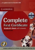 Complete First Certificate + CD