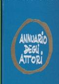 ANNUARIO DEGLI ATTORI - ATTORI 1998