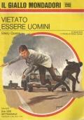 (Janet Gregory Vermandel) Studio in bianco e nero 1973 Mondadori il giallo 1276