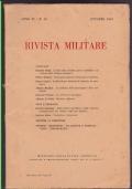 RIVISTA MILITARE NOVEMBRE 1950