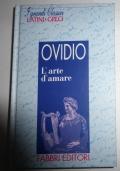OVIDIO L'ARTE DI AMARE