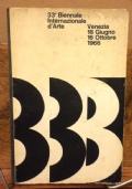 33° Biennale Internazionale d' Arte Venezia , 18 Giugno - 16 Ottobre 1966