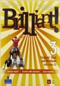 Brilliant! 3 Student�s book-Workbook-Culture book. Con espansione online. Per la Scuola media. SENZA CD Audio, CON DVD-ROM