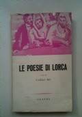 Poesie di Federico Garcia Lorca