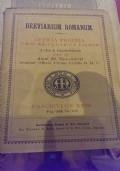 Breviarium Romanum officia pro aliquibus locis a die 4 septembris usque ad diem 28 novembris