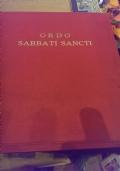 Ordo sabbati sancti