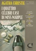 (Agatha Christie) I quattro celebri casi di Miss Marple 1994 Interno giallo