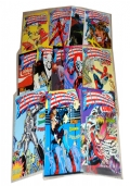 ALL AMERICAN COMICS 1 / 12 comic art