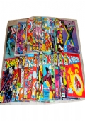 X-MEN marvel lotto di 46 albi 6/87