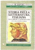 Storia della letteratura Italiana - dalle origini al 400