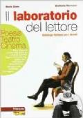 Il Laboratorio del lettore. Poesia, teatro, cinema. Con e-book. Con espansione online. LibroLIM.