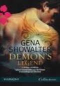 Demon's legend : DEMON'S NIGHT - DEMON'S KISS