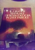 Il grande manuale di sessuologia in 2700 parole