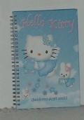Hello Kitty Quaderno degli amici
