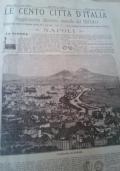 NAPOLI  - LE CENTO CITTÀ D'ITALIA - 1887