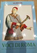 voci di roma , dai proverbi romaneschi al cafe chantant