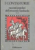 I CONTASTORIE racconti popolari dell'ottocento lombardo Vol. II