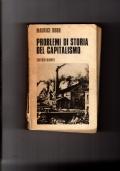 Problemi di storia del capitalismo