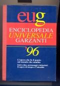 ENCICLOPEDIA UNIVERSALE GARZANTI '96