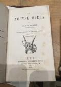 LE NOUVEL OPERA , ouvreage contenant 59 gravures sur bois