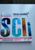 Scienze naturali,scienze della terra e chimica