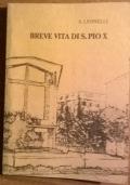 Breve vita di S.Pio X