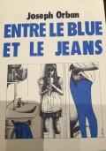 entre le blue et le jeans