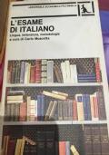 L� esame di italiano. Lingua, letteratura, metodologia